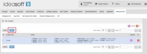 IdeaSoft paneli API izin ekleme ekran görüntüsü