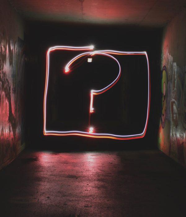 nasılı temsil eden soru işareti fotoğrafı