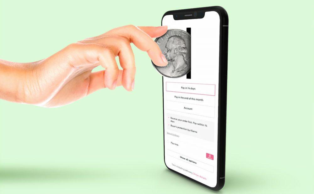 Ödeme Sistemleri başlığında online ödemeyi temsil eden fotoğraf